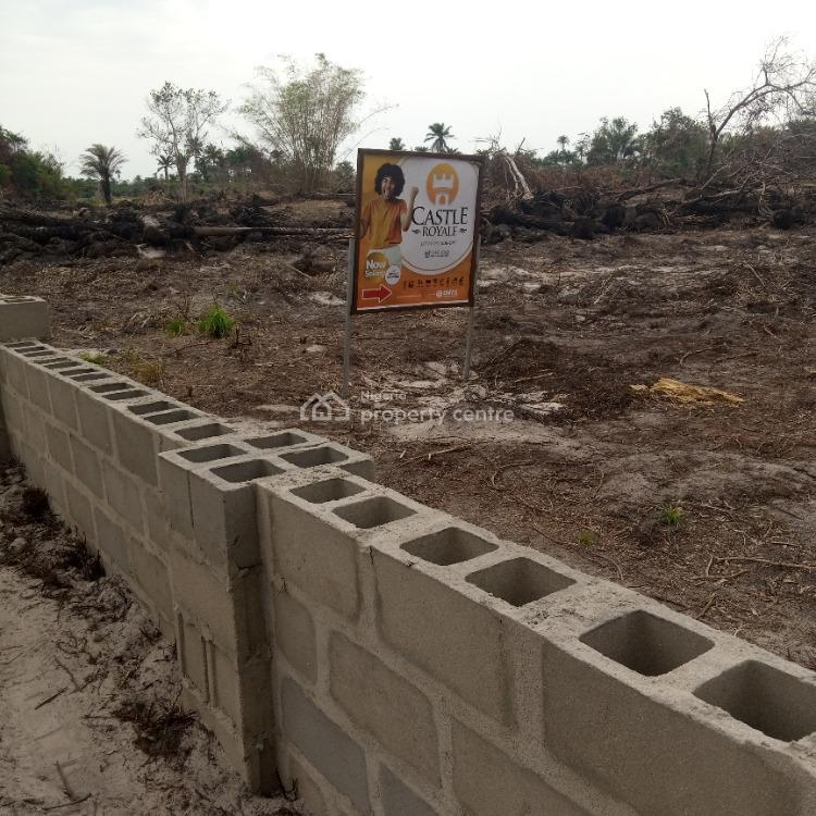 Tremendous Value & a Great Roi-inspection Recommended, Castle Royale Extension Estate, Ibeju Lekki, Lagos, Mixed-use Land for Sale