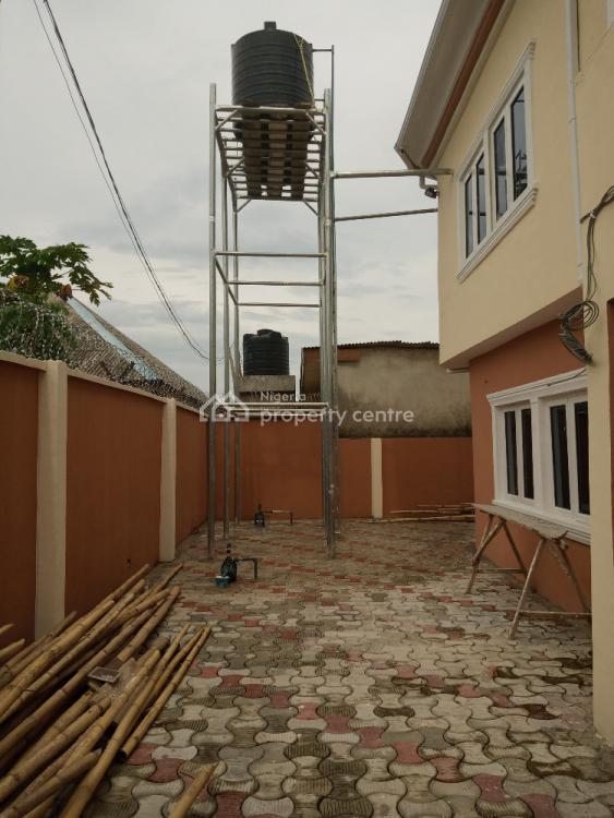 Clean 3 Bedroom Flat, Salu Road, Ajara, Badagry, Lagos, House for Rent