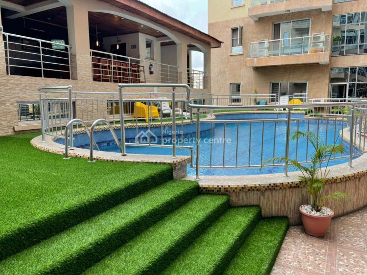 Lovely 3 Bedroom Apartment  with Swimming Pool and Bar, Oniru, Victoria Island (vi), Lagos, Terraced Duplex Short Let