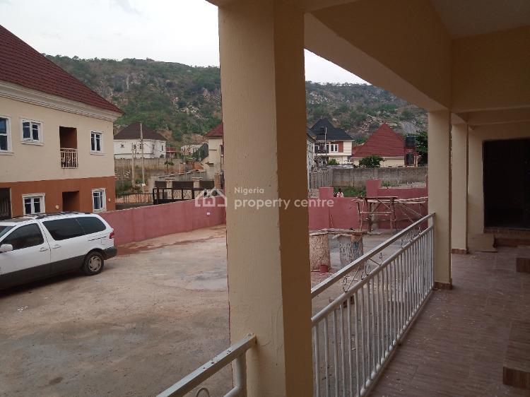 Brand New One Bedroom Flat with 2 Toilets, Sagwari Layout, Dutse, Abuja, Mini Flat for Rent