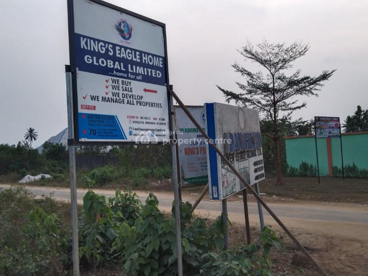 Dry and Table Land, Gifted Estate, Eneka Police Checkpoint, Port Harcourt, Rivers, Mixed-use Land for Sale