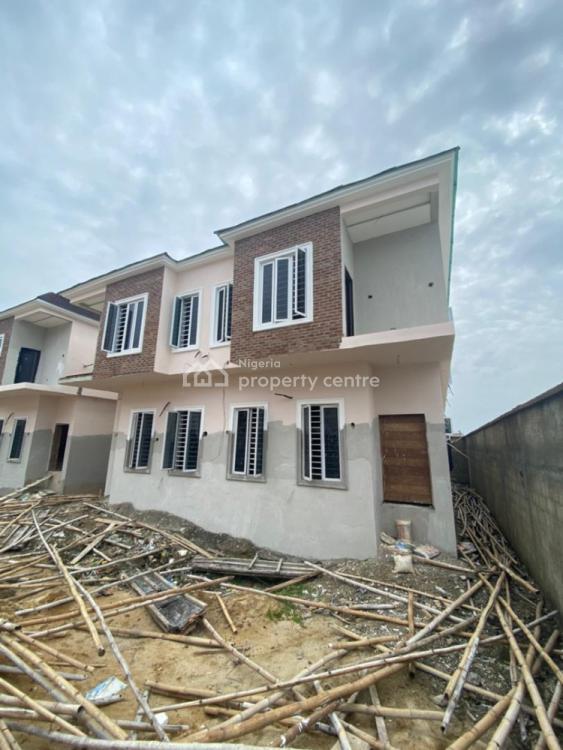 Luxury 4 Bedrooms Semi-detached Duplex House with Bq, Orchid Road, Lekki, Lagos, Semi-detached Duplex for Sale