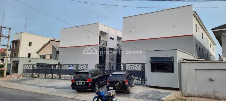 2 Bedroom Semi-detached Terrace, Bashorun Okusanya Street, Lekki Phase 1, Lekki, Lagos, Terraced Duplex for Sale