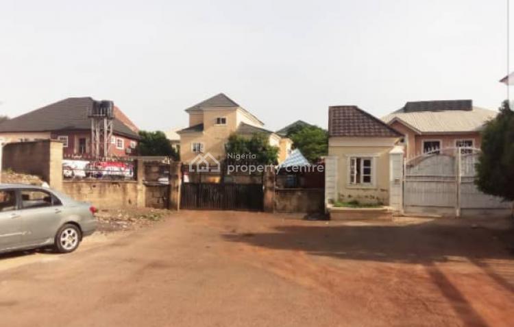 Land Measuring 1,155sqm, Utako, Abuja, Mixed-use Land for Sale