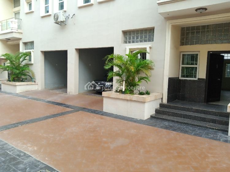 Fully Serviced 4 Bedroom Townhouse with a Room Bq, Off Adeola Odeku Street, Victoria Island (vi), Lagos, Terraced Duplex for Rent