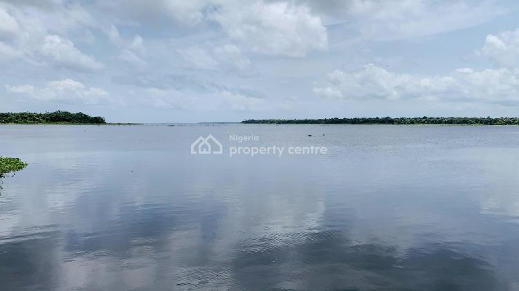 Do You Know That Waterfront Properties Hold So Much Value?, The Iconic Hopewell Lagoonfront Estate, Lepia Town, Ogogoro, Ibeju Lekki, Lagos, Residential Land for Sale