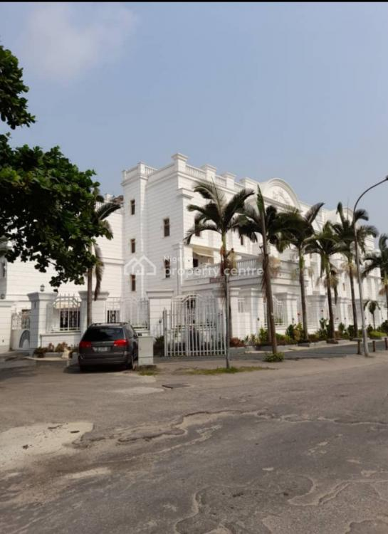 Corner Piece Mansion, Ikoya Street, Ikoyi, Lagos, Detached Duplex for Sale