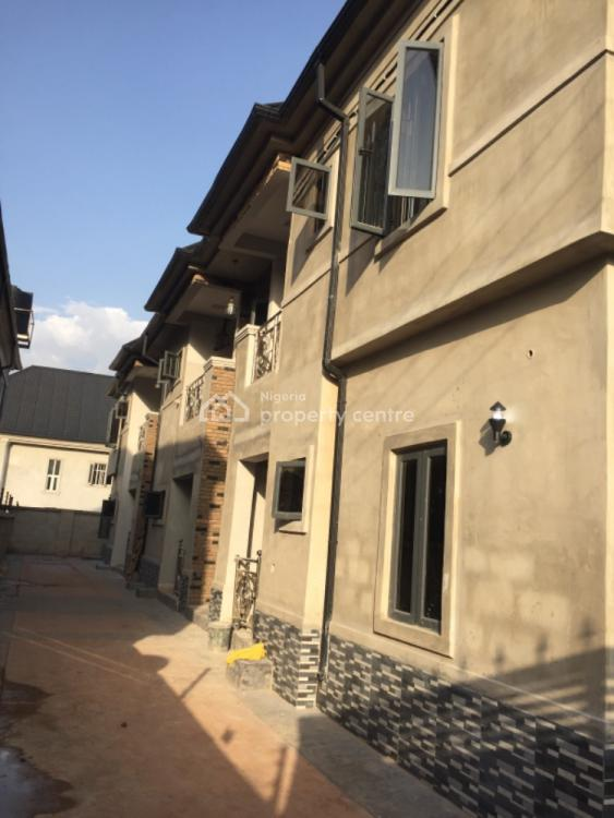 Newly Built Luxury 2 Bedroom Flat with Excellent Facilities, Jeff Area, Ibusa Road, Asaba, Delta, Flat for Rent