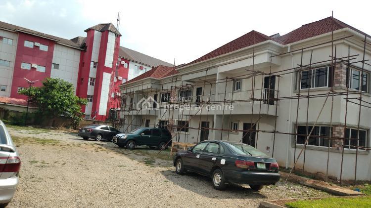 4 Bedroom Terrace Duplex with a Bq, Adjacent to Utako Market, Utako, Abuja, Terraced Duplex for Sale