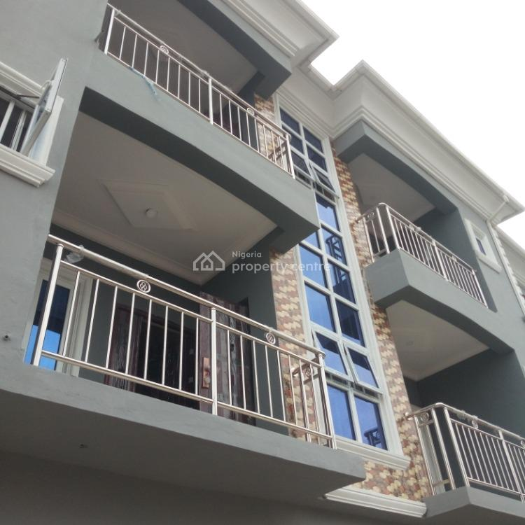 Luxury Two Bedroom Flat with an Attractive Facilities., Valley Point Estate, After Blenco Shopping Mall, Sangotedo, Ajah, Lagos, Flat for Rent