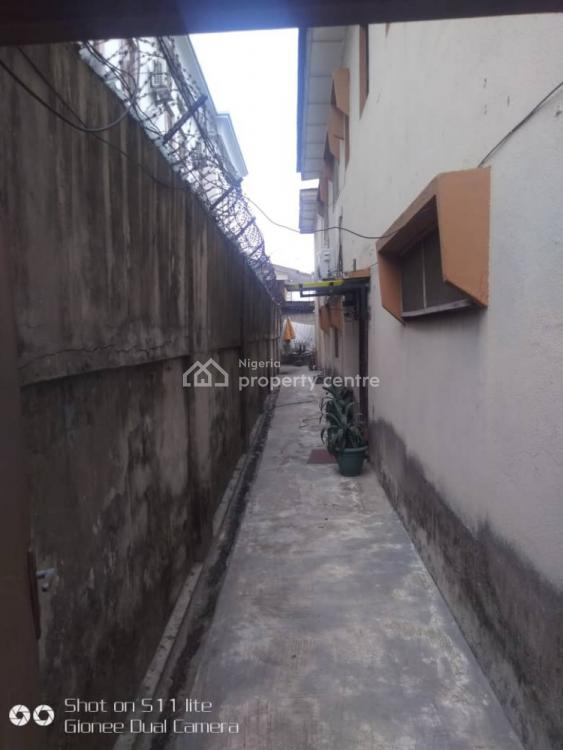 Solid 5 Bedroom Duplex Plus a Storey Building Behind, Ajao Road, Off Ogunlana Drive, Surulere, Lagos, Detached Duplex for Sale