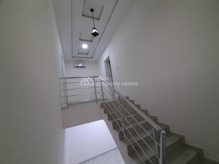 Luxury 4 Bedrooms En-suite Terrace with a Bq, Swimming Pool & Gym, Oniru, Victoria Island (vi), Lagos, Terraced Duplex for Sale