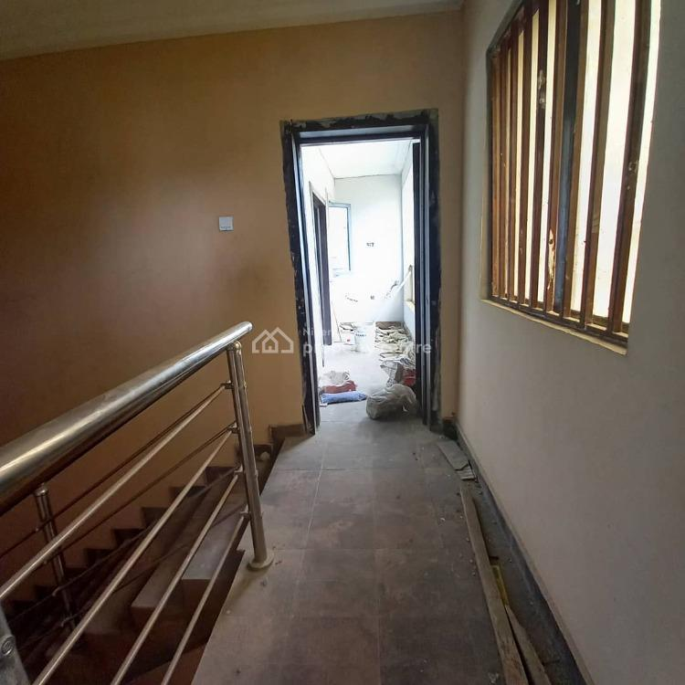 an Executive Lying Structure in an Estate/95% Finished, Gbagada, Lagos, Flat for Rent