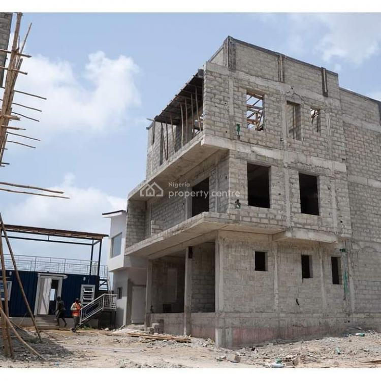 Beautiful 3 Bedroom Apartment Penthouse with Bq, The Signature, Abijo, Lekki, Lagos, Flat for Sale