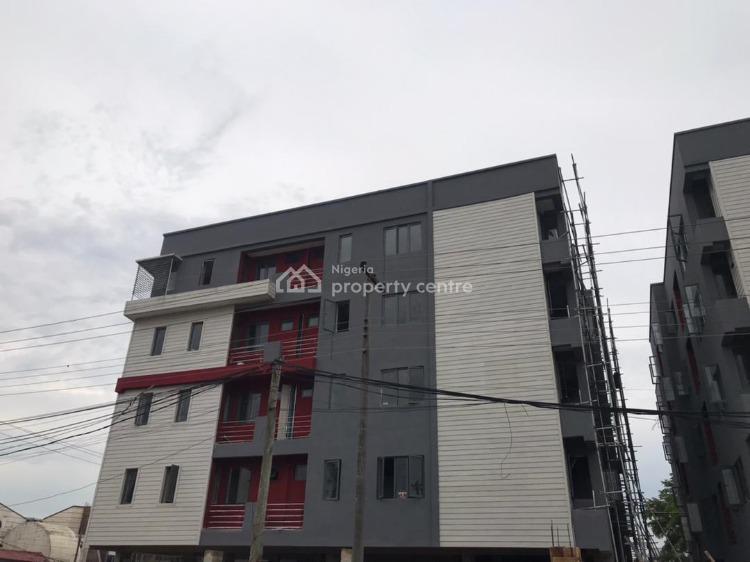 Luxury 2-bedroom Pent Floor Apartment with Excellent Facilities, Sinari Daranijo, Victoria Island (vi), Lagos, Block of Flats for Sale