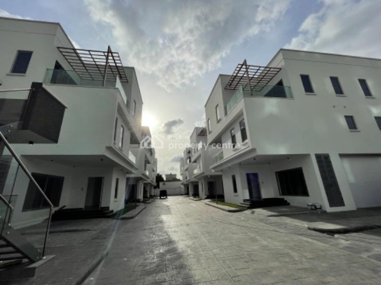 Brand New 5 Bedroom Detached Duplex, Ikoyi, Lagos, Detached Duplex for Sale