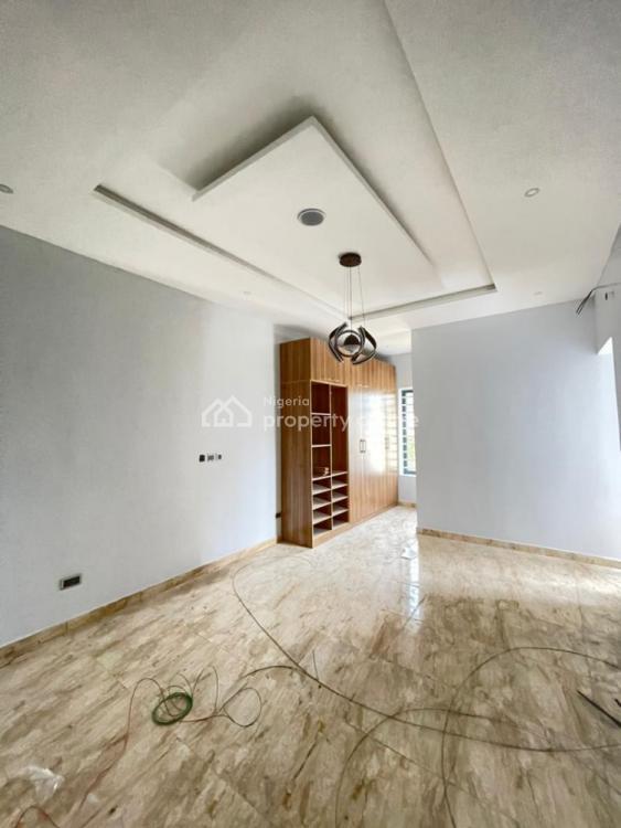 Decently Built 4 Bedroom Semi Detached Duplex with Bq, Ikota, Lekki, Lagos, Semi-detached Duplex for Sale