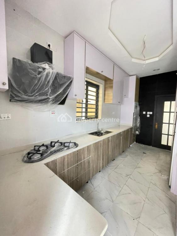 Well Built 4 Bedroom Fully Detached Duplex with Bq, Ikota, Lekki, Lagos, Detached Duplex for Sale