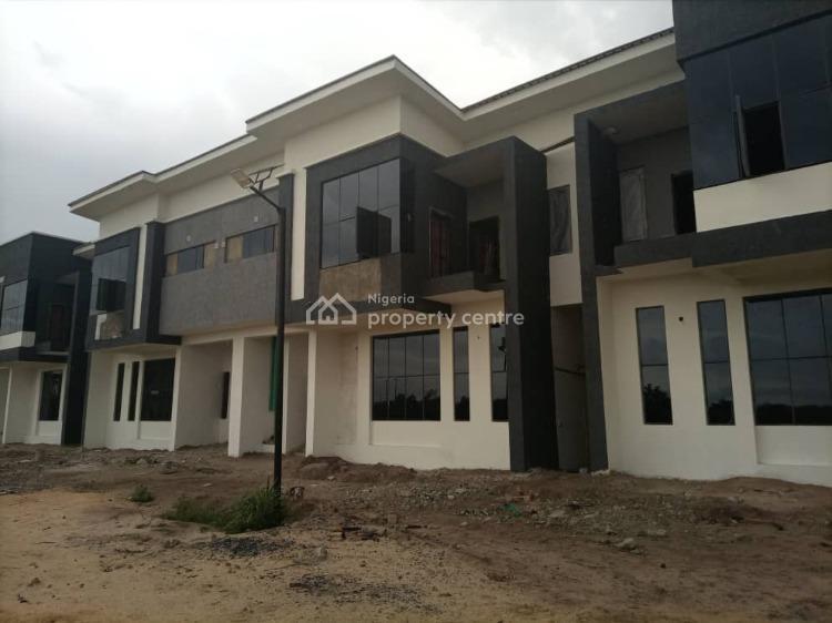 3 Bedroom Duplex + Bq, Abijo, Lekki, Lagos, Terraced Duplex for Sale