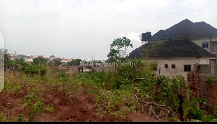 Land Measuring 1,631sqm in a Serene Environment with Good Access Road., Besides Chime Estate, Thinkers Corner, Enugu, Enugu, Residential Land for Sale