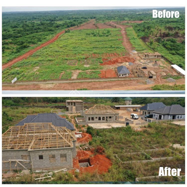 Beautiful 3 Bedroom Detached Bungalow, Happy Life Estate, Mowe Ofada, Ogun, Detached Bungalow for Sale
