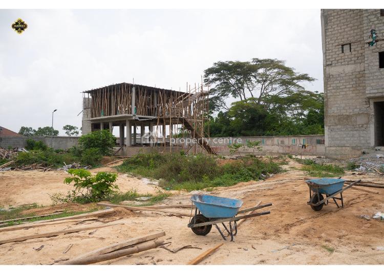 Luxury 2 Bedroom Terrace Duplexes, Abijo, Lekki, Lagos, Terraced Duplex for Sale