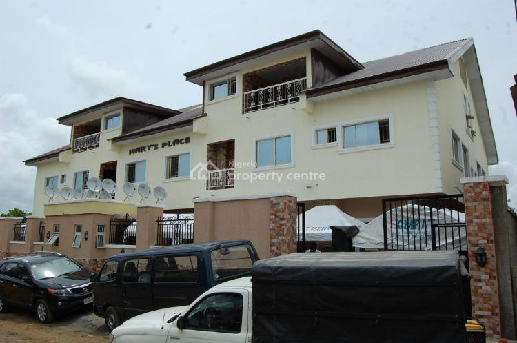 a Luxury Built Block of 8 Flats  2 Bedroom Each, All Rooms Ensuite, Suberu Ancient Estate, Via Value County Ogidan, Sangotedo, Ajah, Lagos, Block of Flats for Sale