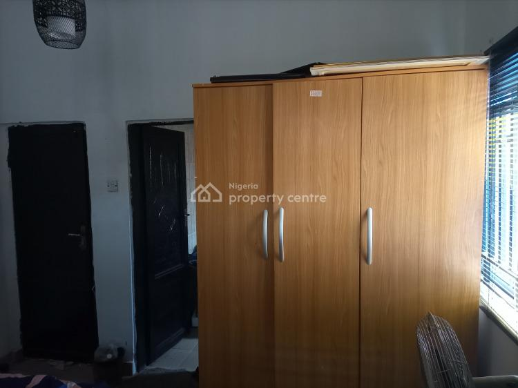 Single Room in Three Bedroom Flat, Royal Palm Estate, Badore, Ajah, Lagos, Self Contained (single Rooms) for Rent