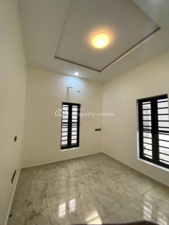 Brand New 4 Bedroom Detached Duplex, Chevron Drive, Lekki, Lagos, House for Rent