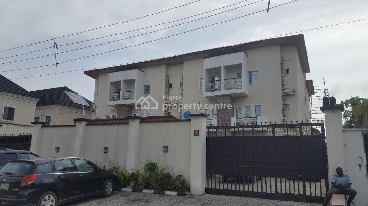 Very Decent Block of Town Houses, Bunmi Olowude Street, Oniru, Victoria Island (vi), Lagos, Terraced Duplex for Sale