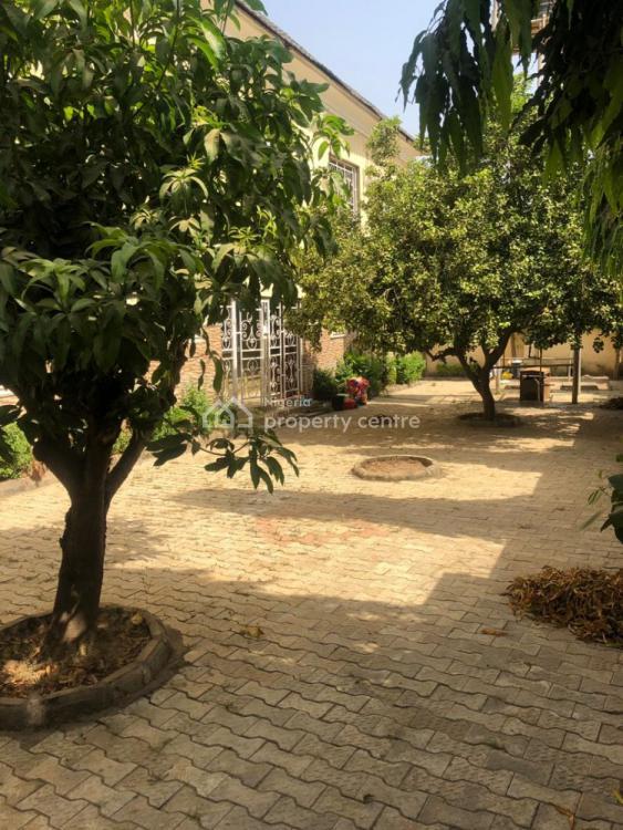10 Bedroom Fully Detached Duplex, Along Arab Road, Kubwa, Abuja, Detached Duplex for Sale