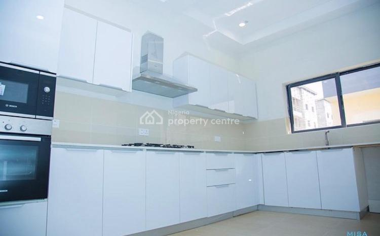 4 Bedroom Terrace with a Room Staff Quarter, Ikate, Lekki, Lagos, Terraced Duplex for Rent