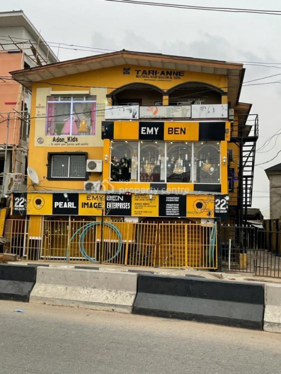 Comeprieses  of Complex, Yaya Abaton, Ogba, Ikeja, Lagos, Plaza / Complex / Mall for Sale