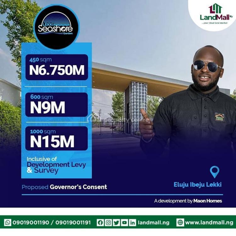 Land, Ibeju, Eluju, Ibeju Lekki, Lagos, Residential Land for Sale