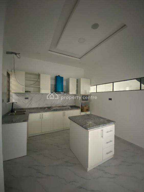 Newly Built 4 Bedroom Semi-detached Duplex with B.q, Ajah, Lagos, Semi-detached Duplex for Sale