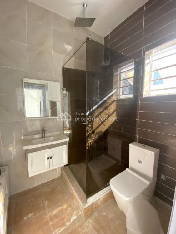 Newly Built 4 Bedroom Semi-detached Duplex with B.q, By Lekki 2nd Toll Gate, Lekki, Lagos, Semi-detached Duplex for Sale