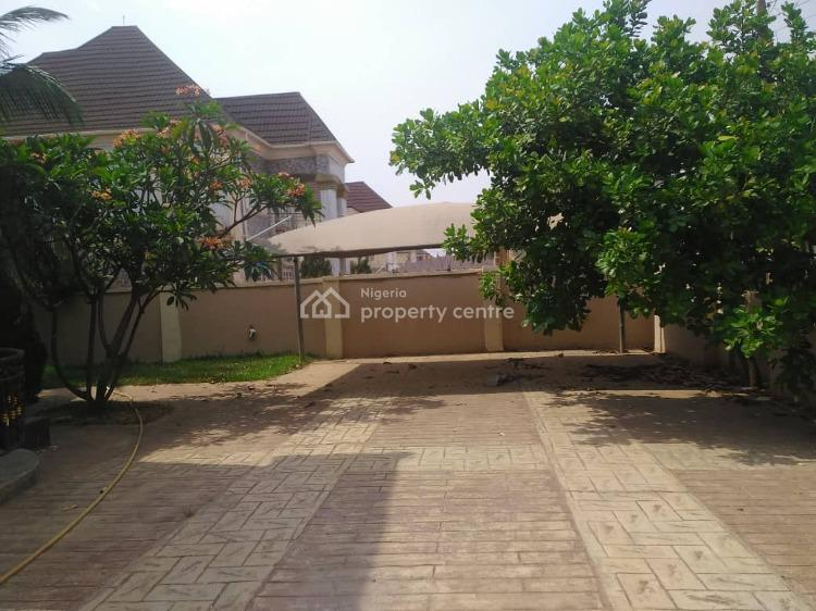 a Greeny 4 Bedroom Fully Detached Duplex with 2 Units of 1 Bedroom Bq, Apo, Abuja, House for Rent