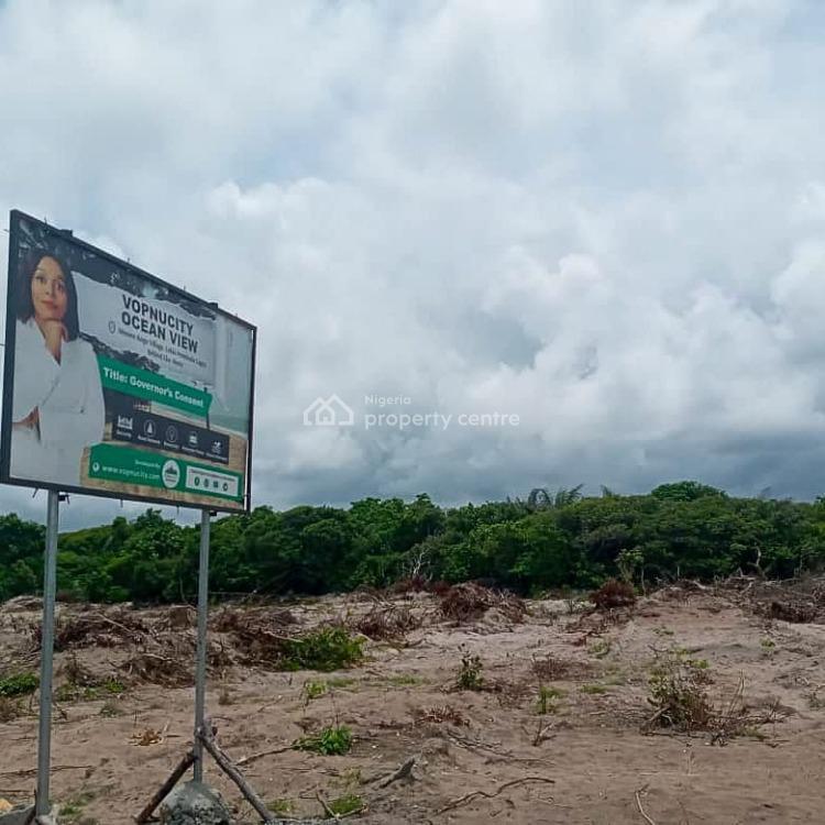 Beachfront Land, Vopnu City Oceanview Estate, Okun-ajah, Ajah, Lagos, Mixed-use Land for Sale