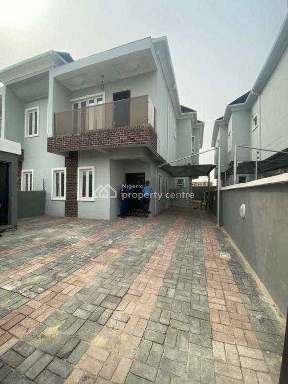 3 Bedroom Terraced Duplex, Ilasan, Lekki, Lagos, Terraced Duplex for Rent