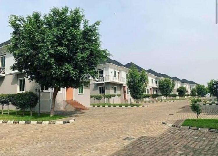 Brand New 5 Bedroom Detached Duplex, Gardens Bq, By American International  School, Durumi, Abuja, House for Sale