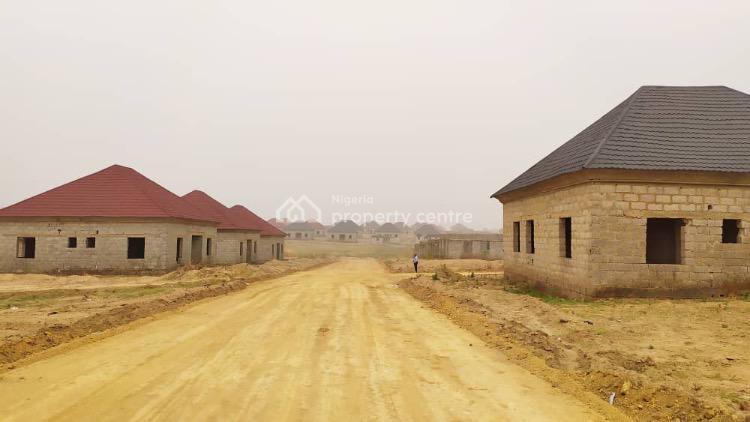 Plastered 3 Bedroom Detached Bungalows, Efab Dynamite Estate, Kyami, Abuja, Detached Bungalow for Sale