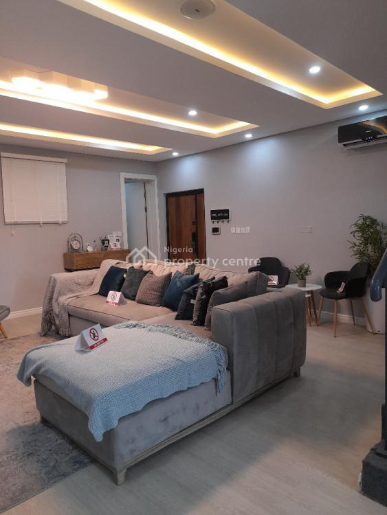 What Is Inside a 4 Bedroom Smart Home Crafted with Luxury, Check Out This Luxury at Ajah, Lekki, Lagos, Semi-detached Duplex for Sale