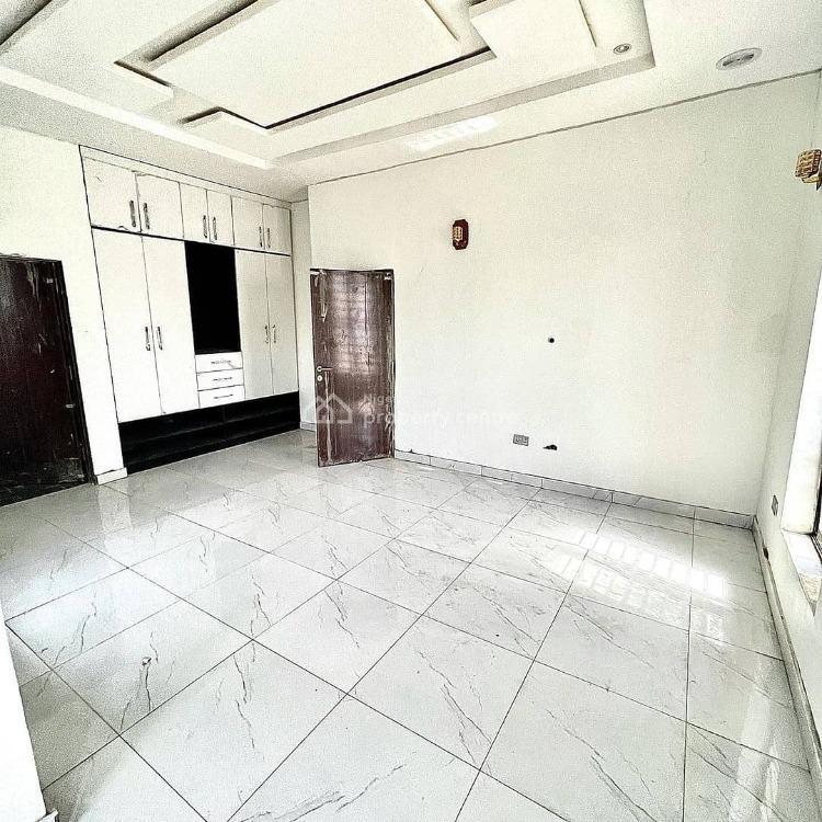 Seriviced 4 Bedrooms Terraced Duplex, Chevron Tollgate, Lekki, Lagos, Terraced Duplex for Sale