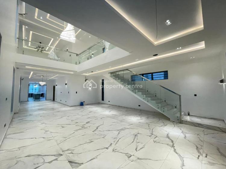 Superbly Built 5 Bedroom Detached Duplex with Bq on 400sqm, Pinnock Beach Estate, Lekki, Lagos, Detached Duplex for Sale