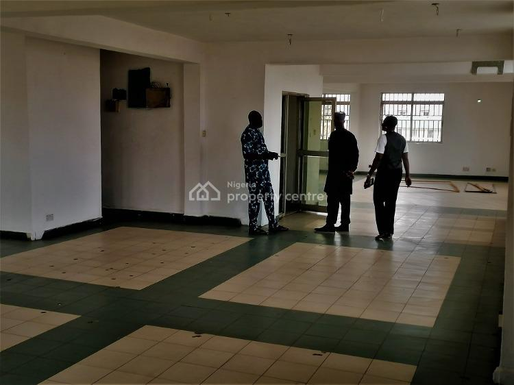 180 Sqmt Office Space in an Office Plaza, Anifowoshe Ikeja, Ikeja, Lagos, Office Space for Rent