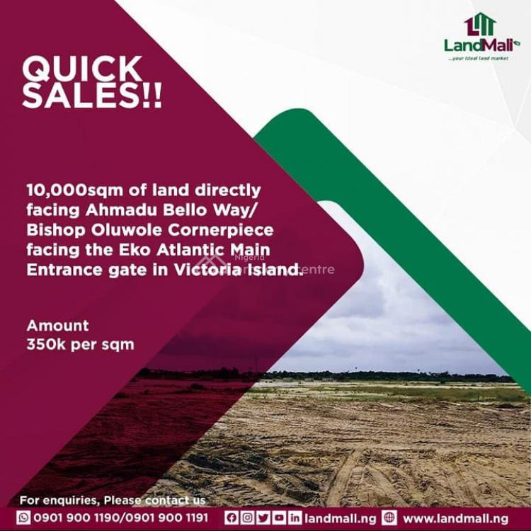 Land, Victoria Island, Eko Atlantic City, Lagos, Residential Land for Sale