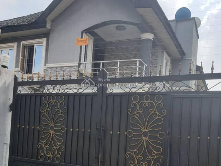 a 4 Bedroom Semi-detached Duplex, Omole Phase 2, Ikeja, Lagos, Semi-detached Duplex for Sale