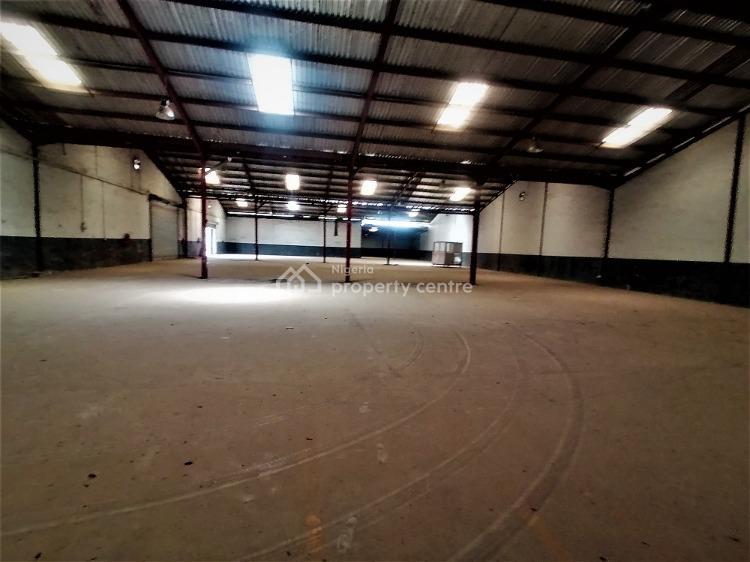 Standard Warehouse Capacity of 2,250 Sqmt, Oregun Industrial Area, Ikeja, Lagos, Warehouse for Rent