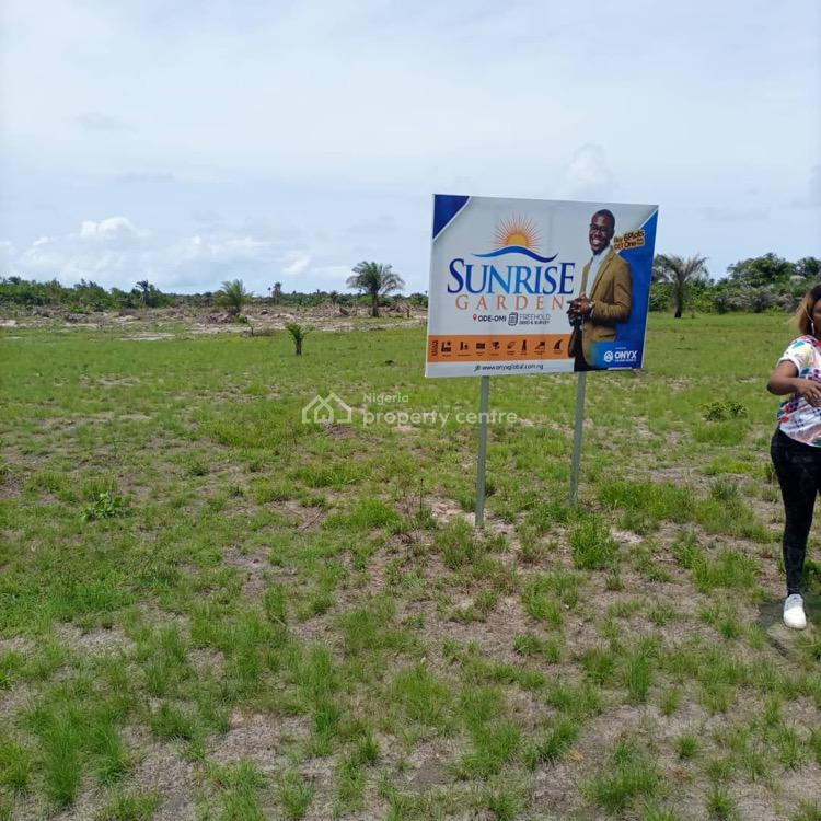 Desirable and Serene Location, Ode-omi, Ibeju Lekki, Lagos, Mixed-use Land for Sale