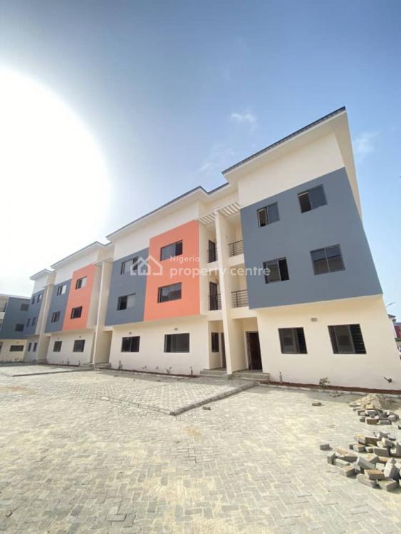 4 Bedroom Terrace Duplex with a Room Bq, Ikate Elegushi, Lekki, Lagos, House for Sale